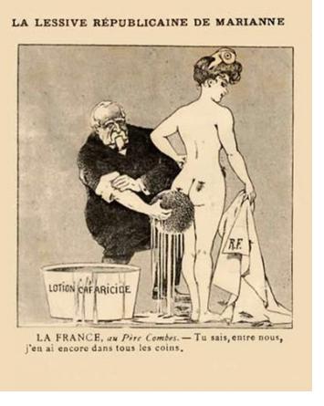 1905-Lessive républicaine