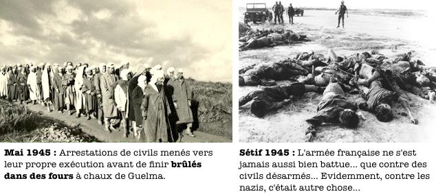 Sétif-Guelma 8 mai 1945
