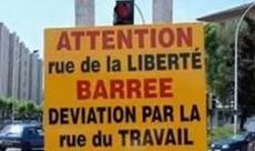 Liberté-Déviation-Travail-