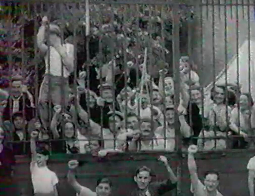 1936-Grève usine