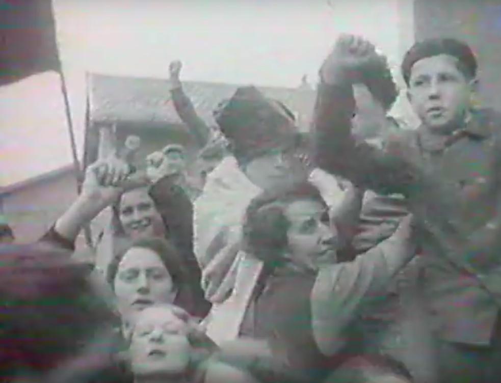 1936-Grève