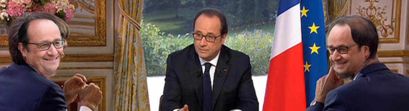 Hollande conférence